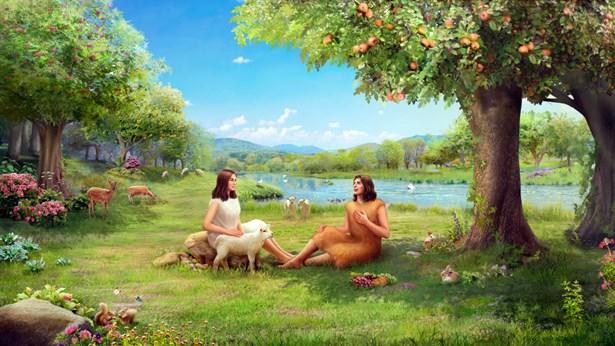 ויעש יהוה אלֹהים לאדם ולאשתו, כָּתנות עור – וילבִּשם.