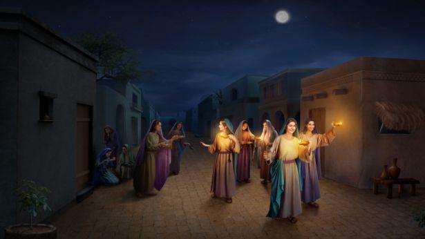 """איך עלינו """"להיות מוכנים"""" לקבלת ישוע בשובו?"""