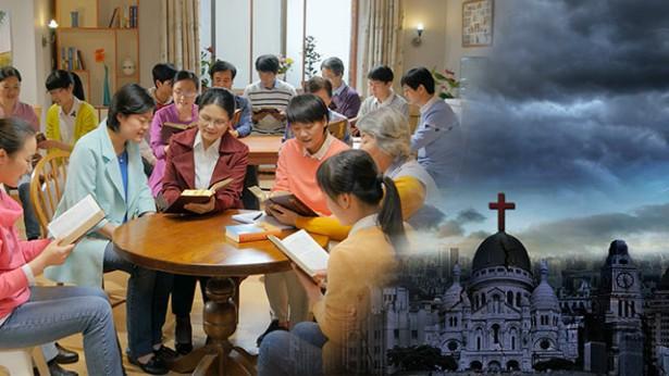 2. מדוע אלוהים רק מברך את הכנסייה שמקבלת את עבודתו ונשמעת לה? מדוע הוא מקלל ארגונים דתיים?