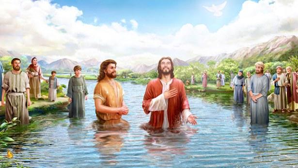2. האם המשיח הוא באמת בנו של אלוהים או שהוא אלוהים עצמו?
