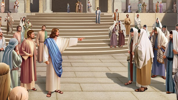 1. מדוע האדון ישוע קילל את הפרושים? מה בדיוק מהותם של הפרושים?