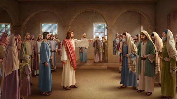1. מדוע קילל האדון ישוע את הפרושים? מה הייתה מהותם של הפרושים?