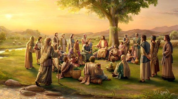 1. יש להבין שהמסר שהאדון ישוע הפיץ בעידן החסד היה רק דרך ההכאה על חטא.