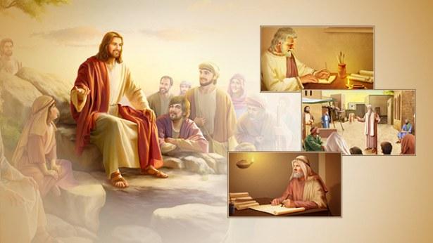 3. מה ההבדל בין דברי האל שביטאו הנביאים בעידן החוק ודברי האל שמבטא אלוהים בהתגלמותו כבשר ודם?