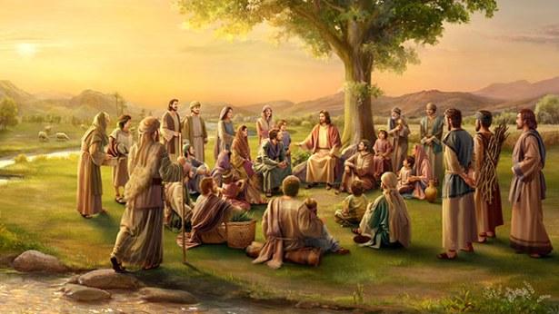ישוע אדוננו,עידן החסד,