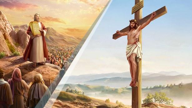 1. מה ההבדל המהותי בין עבודתו של אלוהים ועבודת של האדם?